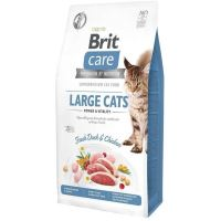 Brit Care cat Large cats Power& Vitality, Grain-Free 2kg