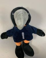 Plush character Crow from the game Brawl Stars