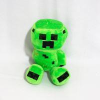 Plush Minecraft Creeper