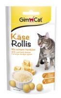 GimCat Käse-Rollis kuličky se sýrem 40g