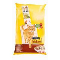 Friskies Adult Cat kuře, maso & zelenina 10kg