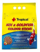 Tropical Koi & Goldfish Colour Sticks 1000ml (90g)