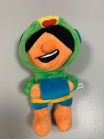 Plush character Leon from the game Brawl Stars