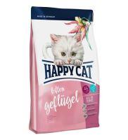 Happy Cat Kitten Geflügel / Poultry 4kg