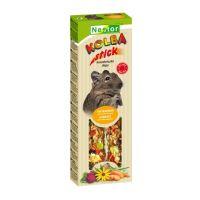 Nestor tyčinky Premium pro osmáky degu se slunečnicí, semínky a zeleninou 2ks