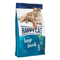 Happy Cat Large Breed 1,4kg 1+1 zdarma