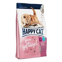 Happy Cat Junior Geflügel (drůbeží) 1,4kg