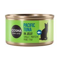 Cosma Original tichomořský tuňák v želé 85g