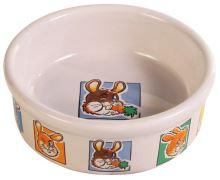 Trixie porcelánová miska králík 300ml/11cm