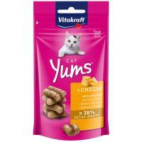Vitakraft Cat Yums sýr polštářky 40g