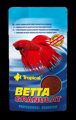 Tropical Betta granulát 10g