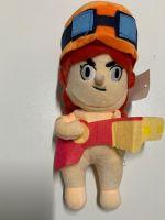 Plyšová postavička Jessie ze hry Brawl Stars