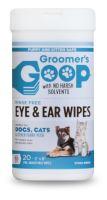 Groomer's Goop Ear and Eye Wipes 20pcs