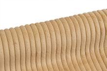 Corduroy shade B01 thick stripe, meter, width 145cm