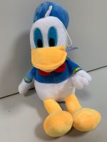 Plush character Donald from Donald the duck