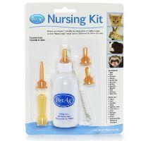 PetAg Nursing Kit sada pro kojení zvířat (láhev 60ml)