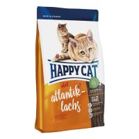 Happy Cat Supreme Adult Atlantic Lachs (salmon) 1.4kg 1 + 1 free