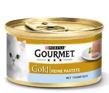 Paštika Gourmet Gold s tuňákem 85g