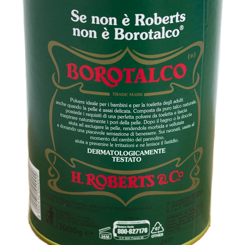 Borotalco powder 1000g