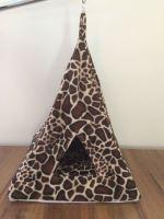 Rajen závěsné iglú motiv žirafa (velké)