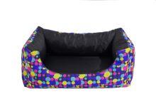 Rajen dog bed, 4 sizes, theme P-07