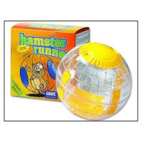 Plastic balls for rodents 12cm