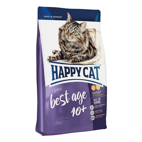 Happy Cat Supreme Best Age 10+ Senior 4kg