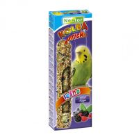 Nestor sticks for medium parrots with forest fruits